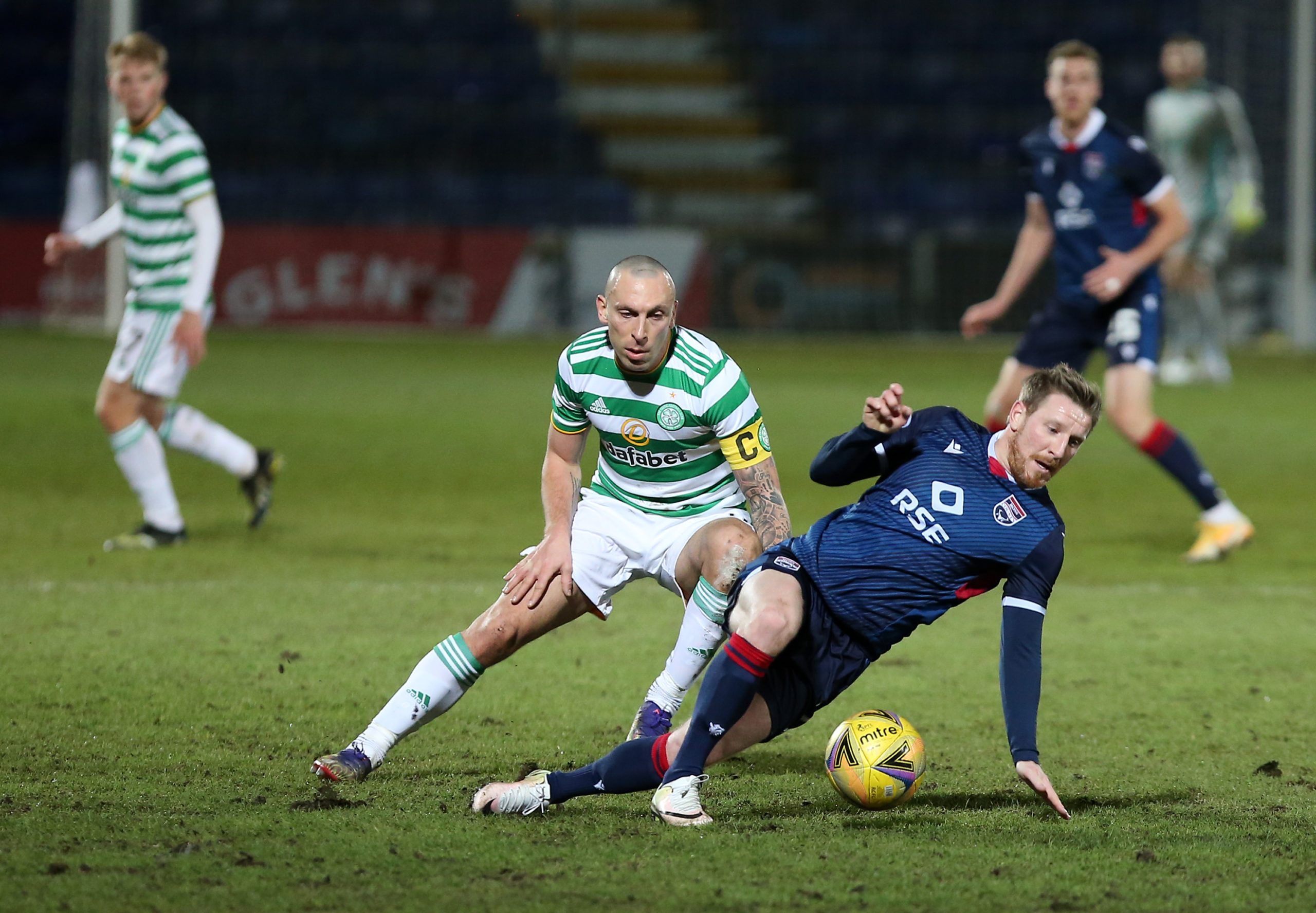 Ross County v Celtic - Ladbrokes Scottish Premiership