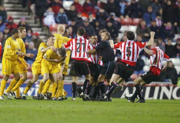 Sunderland v Preston North End