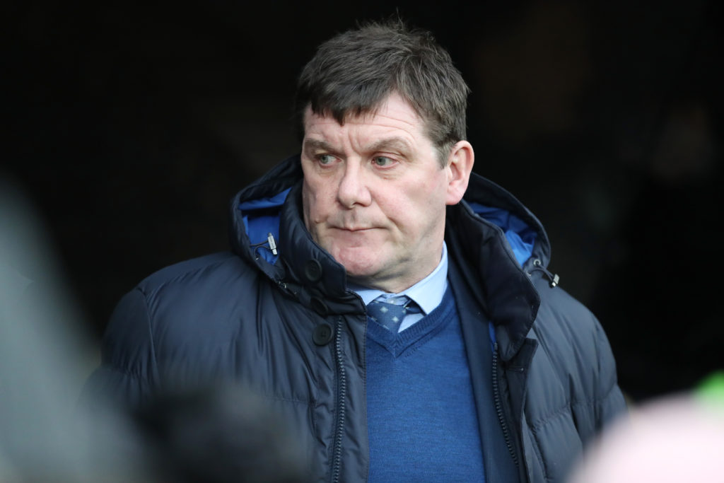 Kilmarnock manager Tommy Wright reviews his Rugby Park debut