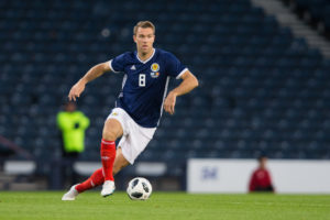 Former Dundee and Wolves man Kevin McDonald is on the move.