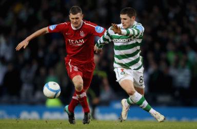 Aberdeen v Celtic - Co-operative Insurance Cup Semi Final