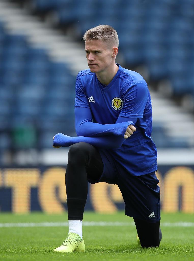 Scotland Training Session