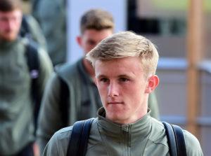 The Celtic loanee shone for Dunfermline.