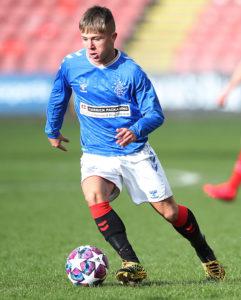 Rangers U19 v Atletico Madrid U19 - UEFA Youth League Play-Offs