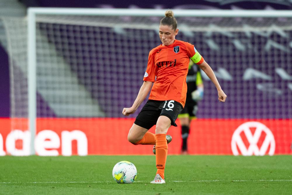 Glasgow City v Wolfsburg - UEFA Women's Champions League Quarter Final