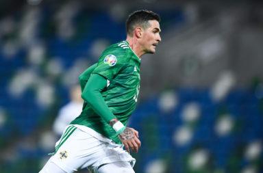 Northern Ireland v Slovakia - UEFA EURO2020 Qualifying Play-Off Final