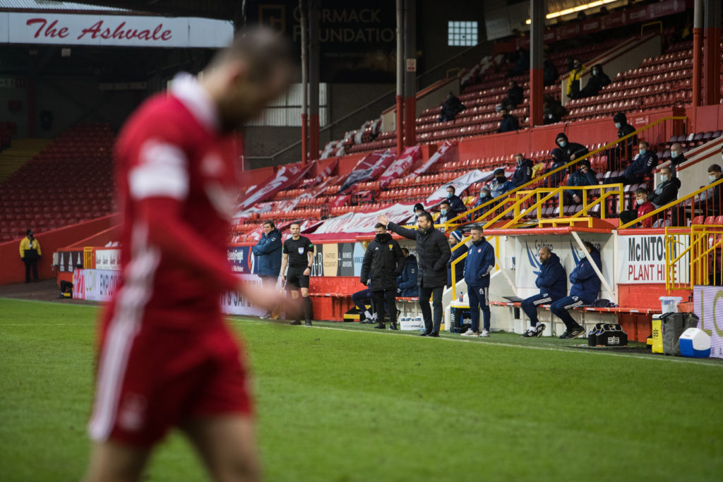 'Subdued' - Sheerin opens up on Aberdeen mood after shock McInnes news