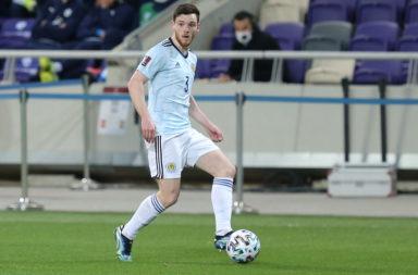 Israel v Scotland - FIFA World Cup 2022 Qatar Qualifier