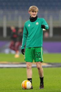 AC Milan v Celtic: Group H - UEFA Europa League