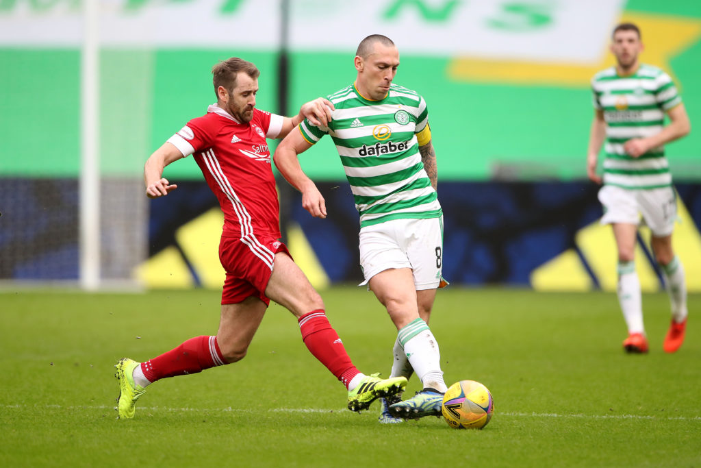 'Utter embarrassment,' 'quite excited' - Mixed response as fans react to Celtic's captain's shock Dons move