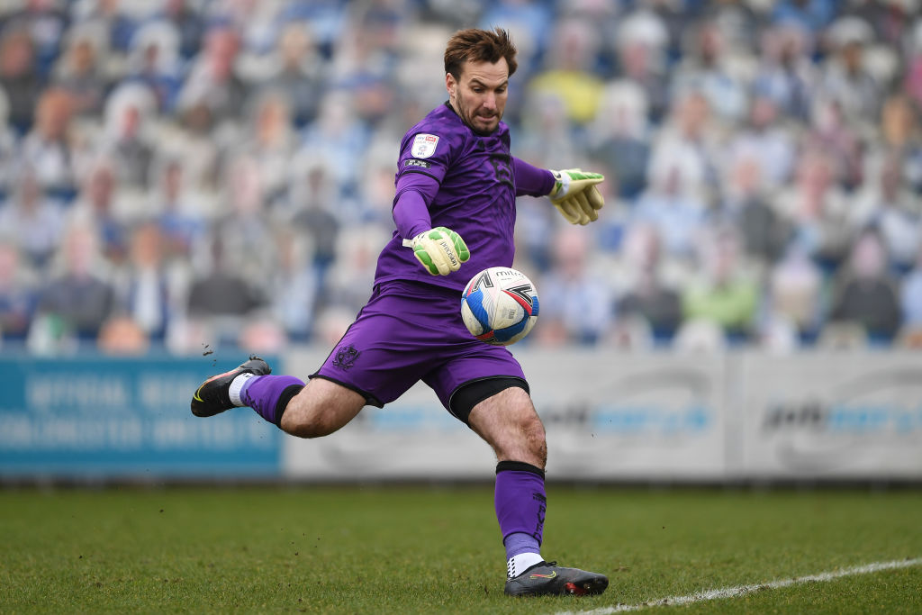 Colchester United v Port Vale - Sky Bet League Two