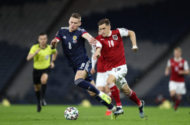 Scotland v Austria - FIFA World Cup 2022 Qatar Qualifier