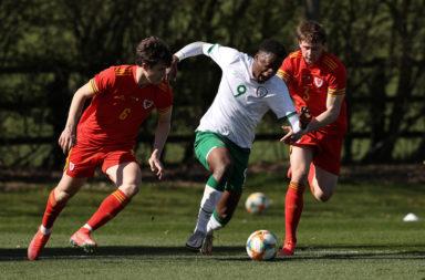 Wales U21 v Republic of Ireland U21 - International Friendly