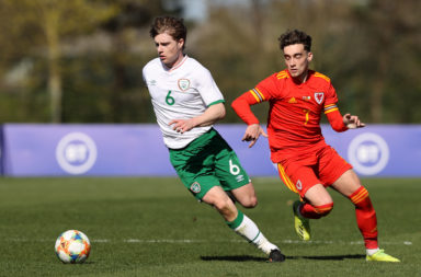 Wales U21 v Republic of Ireland U21 - International Friendly