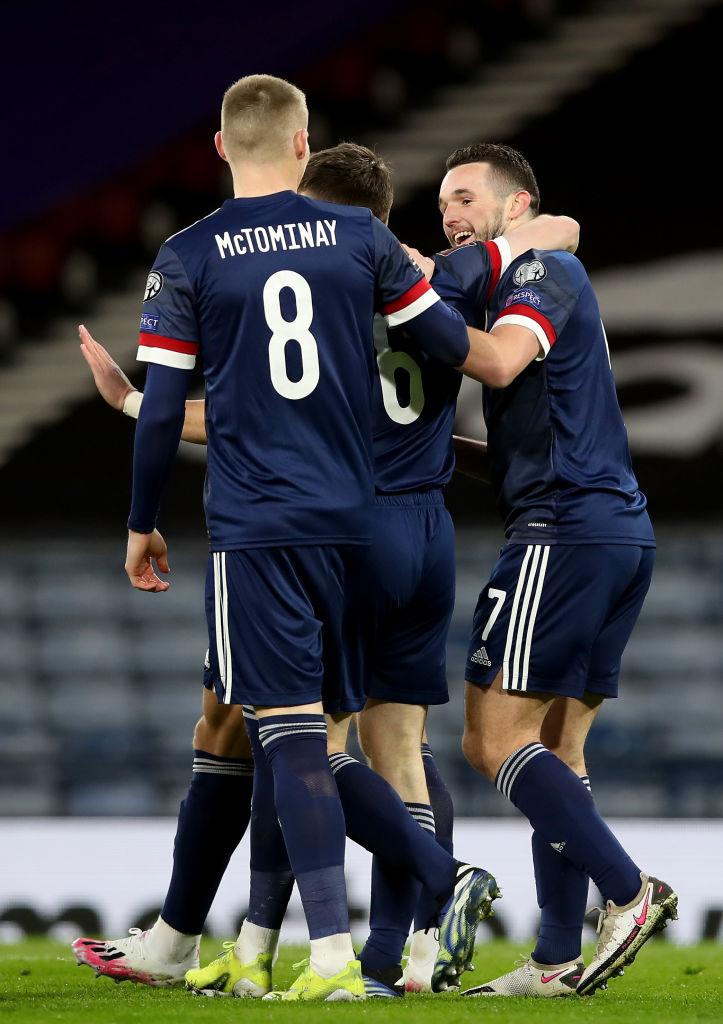 Scotland v Faroe Islands - FIFA World Cup 2022 Qatar Qualifier