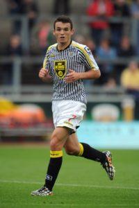 Aston Villa man John McGinn was once a Buddie
