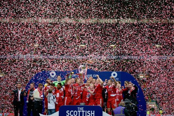 Aberdeen v Inverness Caledonian Thistle - Scottish Communities League Cup Final