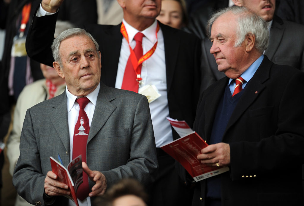 Liverpool and Motherwell icon Ian St John's family make statement after sad passing - Not The Old Firm - SPFL News