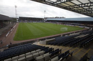 Dundee v Everton - Pre Season Friendly
