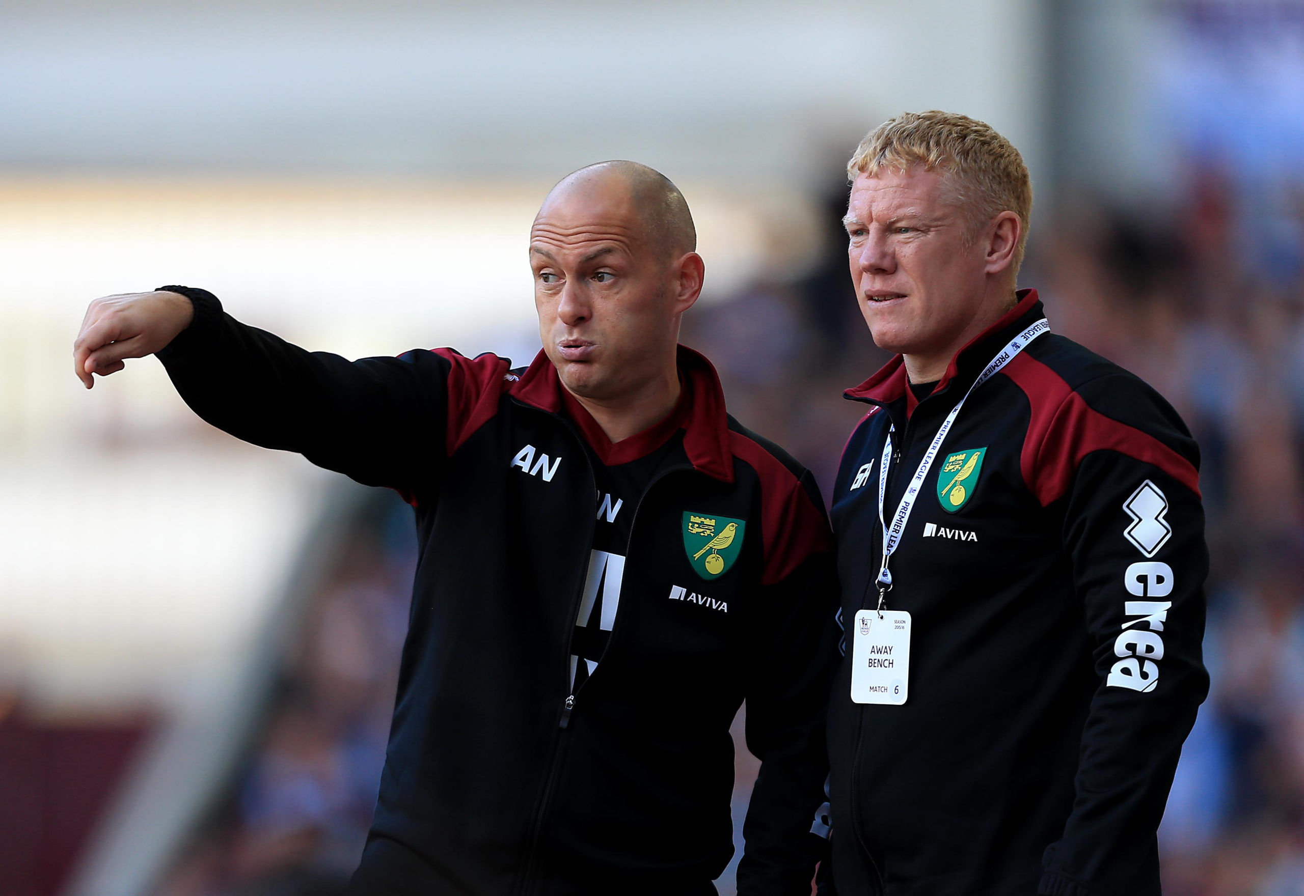 Gary Holt has been in the senior coaching game with Livingston and Norwich City.