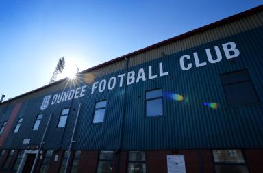 Dundee United v Dundee - Ladbrokes Scottish Premiership