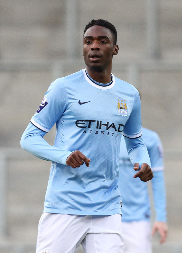 Soccer - Barclays U21 Premier League - Manchester City v Burnley - Leigh Spots Village