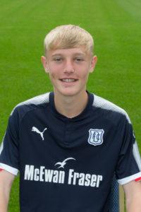 Dundee FC squad photoshoot