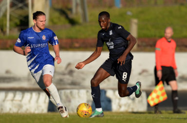 Cowdenbeath v Dundee - Pre-Season Friendly