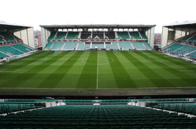 Hibernian v Aberdeen - Betfred Scottish League Cup Quarter Final