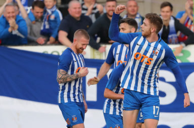 Connah's Quay Nomads V Kilmarnock - UEFA Champions League Qualification