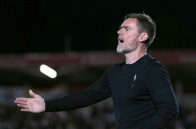 Salford City v Leeds United - Carabao Cup First Round
