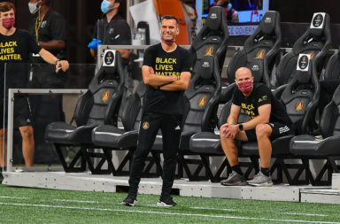 SOCCER: AUG 22 MLS Nashville SC at Atlanta United FC