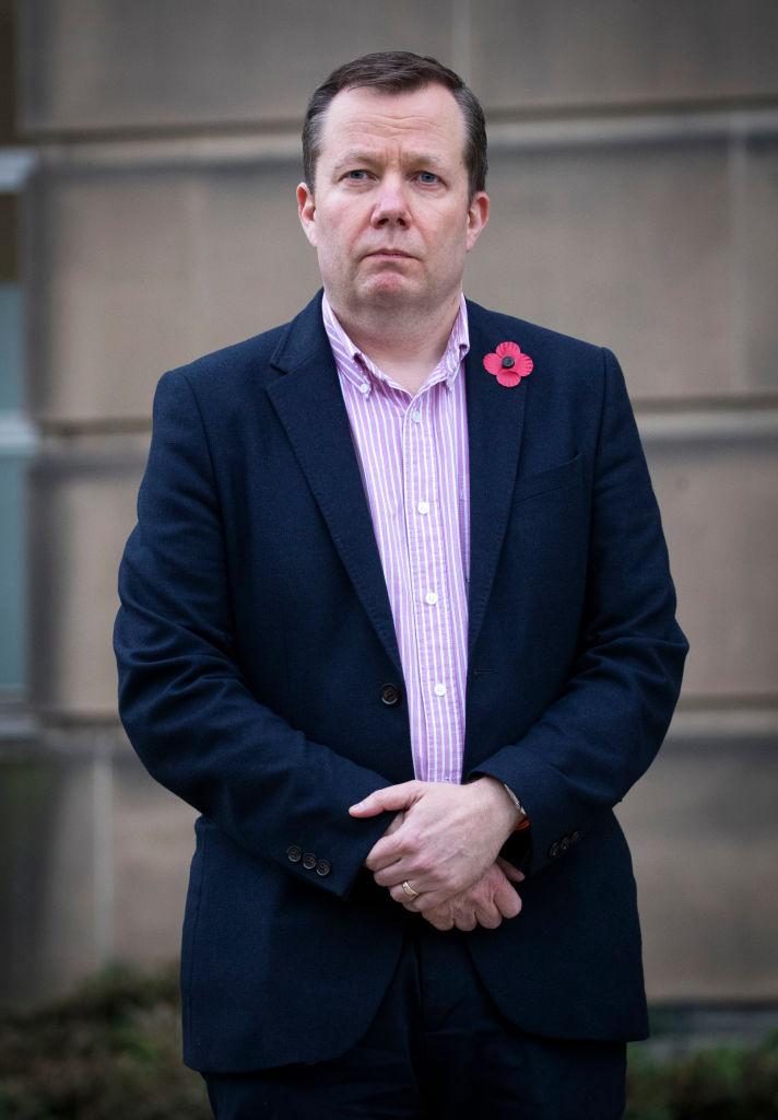 Remembrance Day Observed In Edinburgh