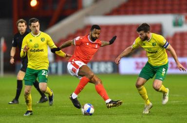 Nottingham Forest v Norwich City - Sky Bet Championship
