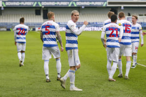 Dykes has shone for QPR.