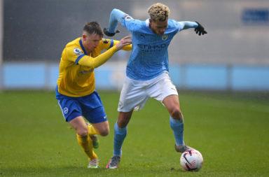 Manchester City U23 v Brighton and Hove Albion U23 - Premier League 2