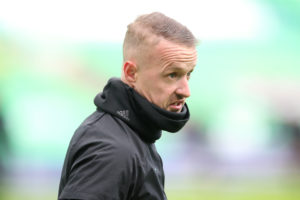 Celtic striker Griffiths has been linked to Aberdeen.