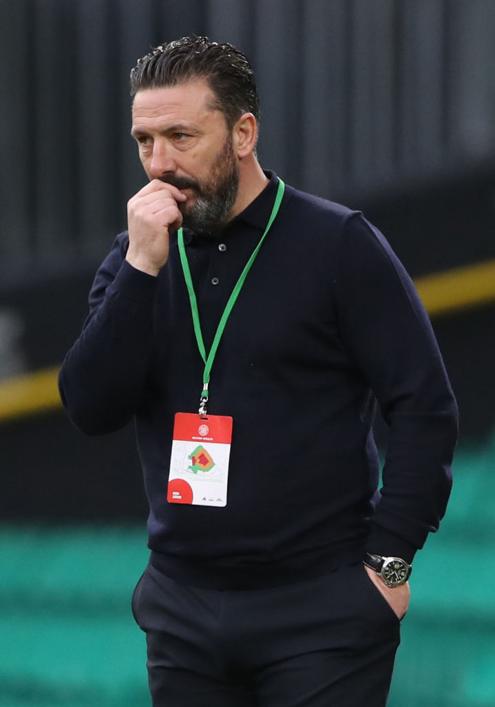 Former Aberdeen boss Derek McInnes has been linked with the Sheffield United job.