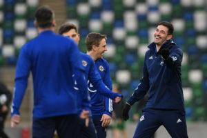 Lafferty has shone for Kilmarnock.