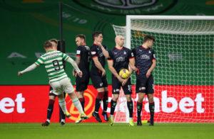 Celtic v Falkirk - William Hill Scottish Cup Third Round