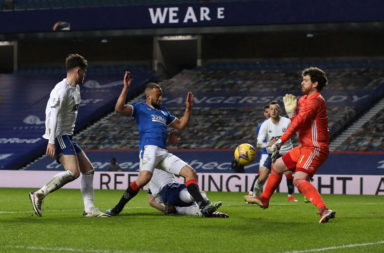 Rangers v Cove Rangers - William Hill Scottish Cup Third Round