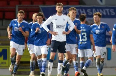 St Johnstone v Rangers - Ladbrokes Scottish Premiership
