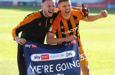 Lincoln City v Hull City - Sky Bet League One