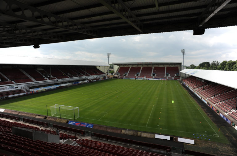 Dunfermline Athletic v Hearts - Pre Season Friendly