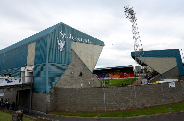 St Johnstone v FC Minsk - UEFA Europa League Third Round Qualifying: Second Leg