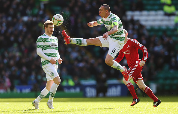 Celtic v Aberdeen - Scottish Premiership