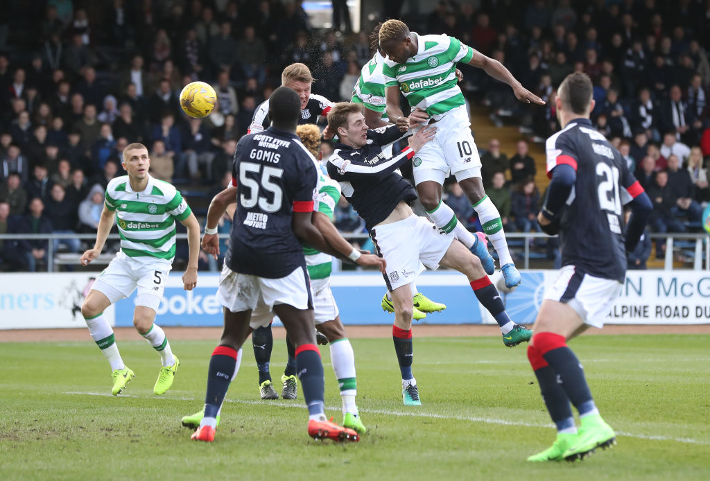 Dundee v Celtic - Ladbrokes Scottish Premiership