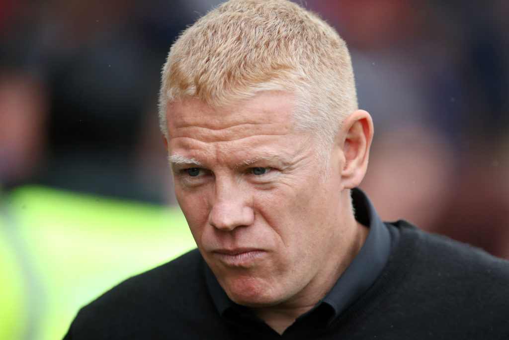 Falkirk interim manager Gary Holt disappointed after important free-kick goal chopped off