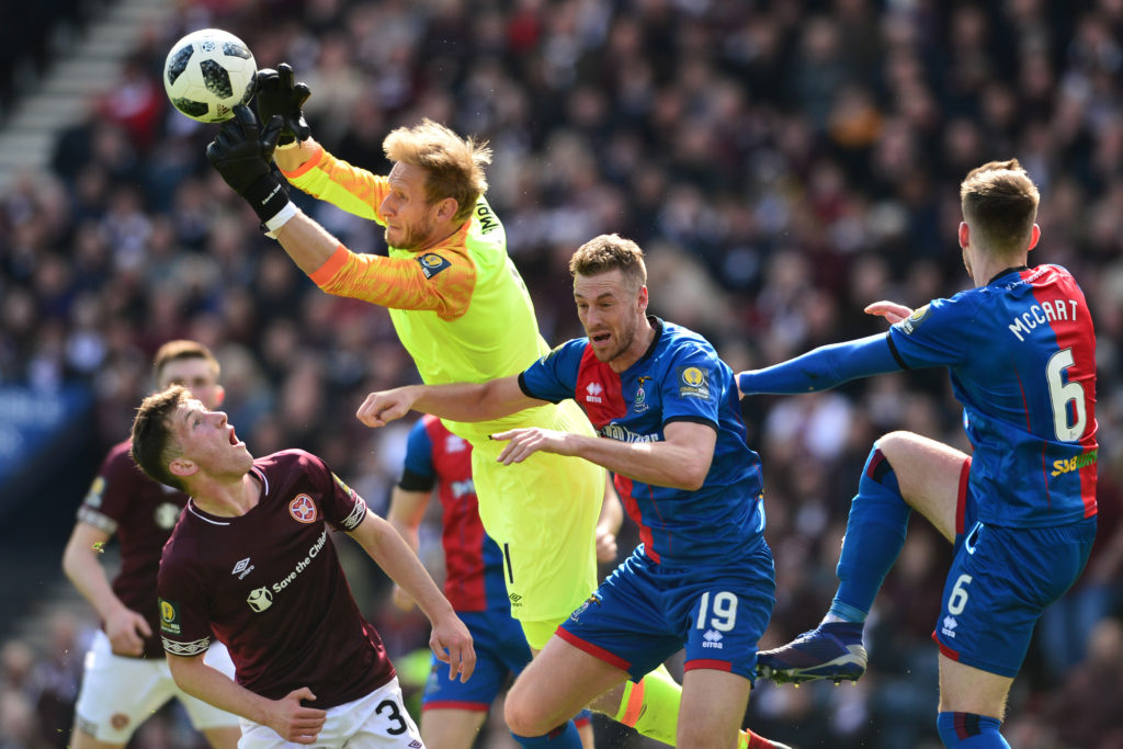 St Johnstone sign Zdenek Zlamal on emergency loan ahead of Scottish Cup semi-final - Not The Old Firm