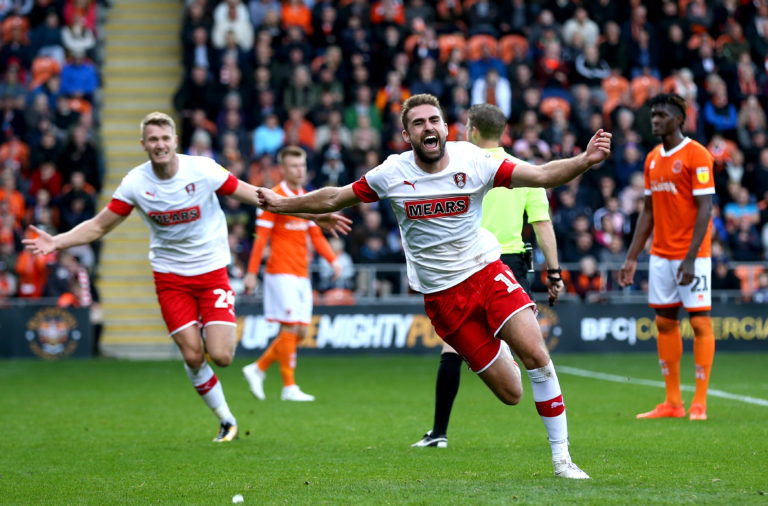 Blackpool v Rotherham United - Sky Bet League One